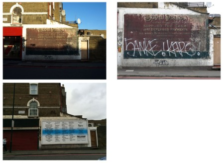 Shacklewell Lane. 2008. 2008, 2014